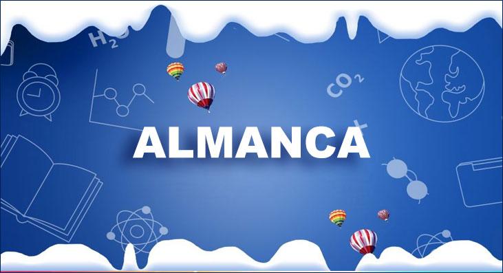 1-ALMANCA