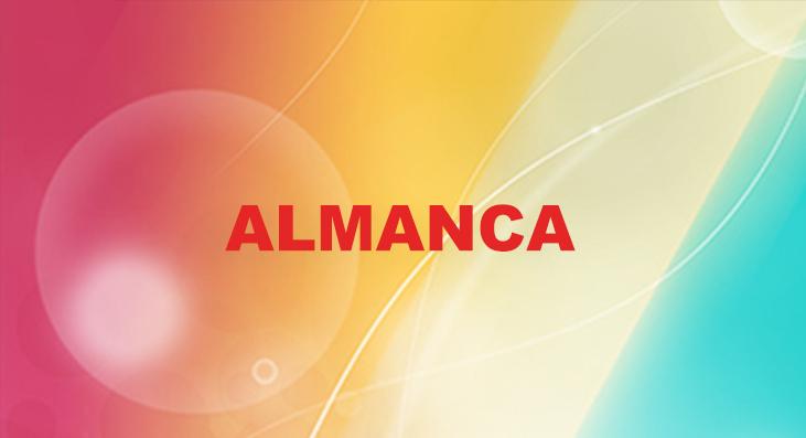 ALMANCA
