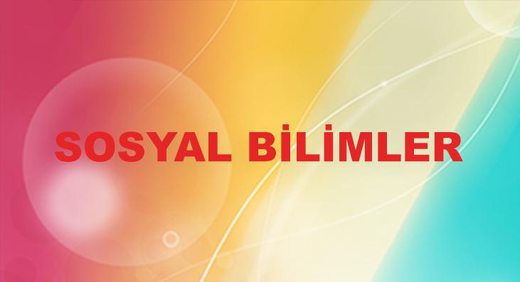 SOSYAL-BILIMLER